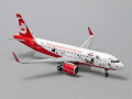 """JC WINGS 1/400 A320 エアベルリン """"Flying Home For Christmas Livery"""" D-ABNM"""