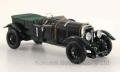 [予約]ixo (イクソ) 1/43 ベントレー スピードシックス 1929年ル・マン24時間 #1 W.Barnato/T.Birkin