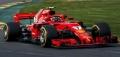 [予約]LOOKSMART(ルックスマート) 1/18 Scuderia フェラーリ SF71H No.7 3rd オーストラリア GP 2018 Kimi Raikkonen