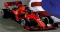 [予約]LOOKSMART(ルックスマート) 1/18 フェラーリ SF90 No.5 Winner シンガポール GP 2019 Sebastian Vettel