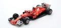 [予約]LOOKSMART(ルックスマート) 1/18 スクーデリア フェラーリ SF70H Winner モナコ GP 2017 Sebastian Vettel