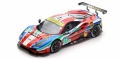 LOOKSMART(ルックスマート) 1/18 フェラーリ 488 GTE No. 51 LM GTE Pro 24h ル・マン 2016 G. Bruni/J. Calado/A. P. Guidi