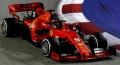 LOOKSMART(ルックスマート) 1/43 フェラーリ SF90 No.5 Winner シンガポール GP 2019 Sebastian Vettel
