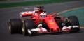 LOOKSMART(ルックスマート) 1/43 Scuderia Ferrari SF70H Winner Australian GP 2017  Sebastian Vettel