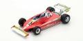 [予約]LOOKSMART(ルックスマート) 1/18 フェラーリ 312 T3 #12 Winner カナダ GP 1978 Gilles Villeneuve