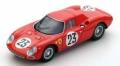 [予約]LOOKSMART(ルックスマート) 1/43 フェラーリ 250LM No.23 ル・マン 1964 G.L.van Ophem/P.Dumay