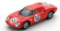 [予約]LOOKSMART(ルックスマート) 1/43 フェラーリ 275LM No.58 ル・マン 1964 J.Rindt/D.Piper