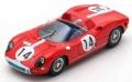[予約]LOOKSMART(ルックスマート) 1/43 フェラーリ 330P No.14 2nd 24H ル・マン 1964 G.Hill/J.Bonnier