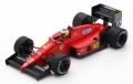 [予約]LOOKSMART(ルックスマート) 1/43 フェラーリ F1/87 No.27 3rd モナコGP 1987 Michele Alboreto