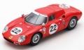 [予約]LOOKSMART(ルックスマート) 1/43 フェラーリ 250 LM No.22 24H デイトナ 1966 J.Rindt/B.Bondurant