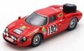 [予約]LOOKSMART(ルックスマート) 1/43 フェラーリ 250 LM No.192 ツール・ド・フランス1969 J-P.Rouget/J-C.Depret