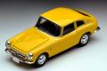 トミカリミテッドヴィンテージ 1/64 ホンダ S800 クーペ(黄色)