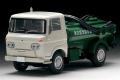 トミカリミテッドヴィンテージ 1/64 いすゞ エルフ バキュームカー 68年式 (白/緑)