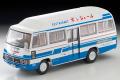 トミカリミテッドヴィンテージ 1/64 トヨタ コースター ハイルーフ クーラー車(レストラン ボンジュール)