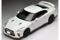 トミカリミテッドヴィンテージネオ 1/64 日産 GT-R premium edition 2017 model (白)