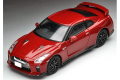 トミカリミテッドヴィンテージネオ 1/64 日産 GT-R premium edition 2017 model (赤)
