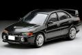トミカリミテッドヴィンテージネオ 1/64 三菱 ランサーGSRエボリューションIV(黒)