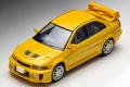 トミカリミテッドヴィンテージネオ 1/64 三菱 ランサー GSR エボリューションV(黄)