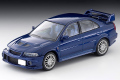 トミカリミテッドヴィンテージネオ 1/64 三菱ランサー GSRエボリューションVI(紺)