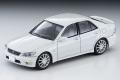 トミカリミテッドヴィンテージネオ 1/64 トヨタ アルテッツァRS200 Lエディション(白)