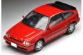 トミカリミテッドヴィンテージネオ 1/64 ホンダ バラードスポーツCR-X Si (赤)