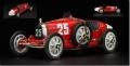 [予約]CMC 1/18 ブガッティ T35, 1924 ナショナルカラープロジェクト ポルトガル