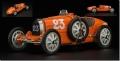 [予約]CMC 1/18 ブガッティ T35, 1924 ナショナルカラープロジェクト オランダ