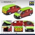 [予約]エラカー 1/64  Mercedes-Benz Vito UK Post Office Car 1ST Special Edition(初回限定)