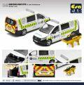 [予約]エラカー 1/64 Mercedes-Benz Vito St. John Ambulance