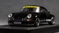 MODELCOLLECT(モデルコレクト) 1/64 RWB 930 Ducktail Wing Metallic Black ※お1人様1個まで