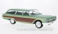 [予約]モデルカーグループ 1/18 フォード カントリー スクワイア 1960 メタリックグリーン/ウッド