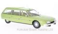 [予約]モデルカーグループ 1/18 シトロエン CX 2400 super Break Series I 1976 メタリックグリーン