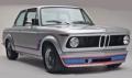 モデルカーグループ 1/18 BMW 2002 ターボ 1973 シルバー