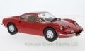 モデルカーグループ 1/18 フェラーリ ディーノ 246 GT 1969 レッド