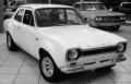 [予約]ixo (イクソ) 1/43 フォード エスコート MKI RS1600 1971 ラーリースペック オールホワイト