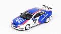 """【お1人様5個まで】INNO Models(イノモデル) 1/64 Honda アコード Euro-R (CL7) """"JAS MOTORSPORT"""" #25 WTCC of Macau 2006"""