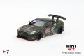 【ポイント交換品 2,970pt】MINI GT 1/64 LB★WORKS 日産 GT-R R35 Type I Rear Wing Ver.1 Zero Fighiter Special