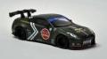 [予約]【お1人様2個まで】MINI GT 1/64 LB★WORKS 日産 GT-R R35 Type I Rear Wing Ver.1 Zero Fighiter Special