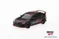 """【お1人様5個まで】MINI GT 1/64 ホンダ シビック Type R""""Customer Racing Study"""""""