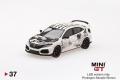 【お1人様5個まで】MINI GT 1/64 ホンダ シビック Type R アートカー マンガパリオートショー 2018