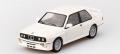 【お1人様5個まで】MINI GT 1/64 BMW M3(E30) アルピンホワイト (右ハンドル)