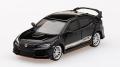 【お1人様5個まで】MINI GT 1/64 Honda シビック Type R HKS Black(右ハンドル)