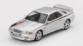 [予約]【お1人様5個まで】MINI GT 1/64 Nissan GT-R R32 Nismo S-Tune シルバー (右ハンドル)