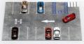 【お1人様5個まで】MINI GT 1/64 パーキングベース タイプA(40×25cm)