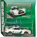 マジョレット 3インチ 北米仕様 日産 GT-R ドバイ警察仕様
