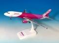 [予約]エバーライズ 1/130 A320-200 Peach Aviation(ピーチ・アビエーション) JA817P [17号機]