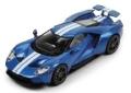 [予約]ixo (イクソ) 1/43 フォード GT 2017 ブルー