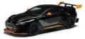 [予約]ixo (イクソ) 1/43 アストンマーチン ヴァンテージ GT12 2015 ブラック/オレンジ