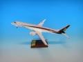 全日空商事 1/100 MRJ90 JA21MJ 飛行試験機初号機スナップフィットモデル(ギアつき)
