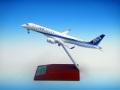 全日空商事 1/200 MRJ90 ANA塗装 木製台座